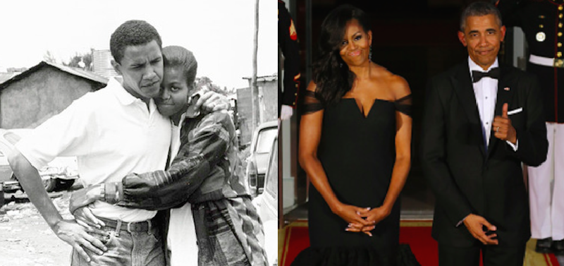 #itsFABruary! – Barack and Michelle Obama