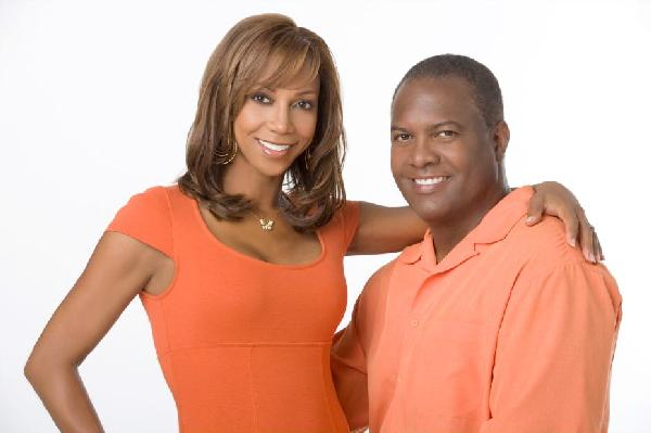 #itsFABruary – Rodney and Holly Robinson Peete