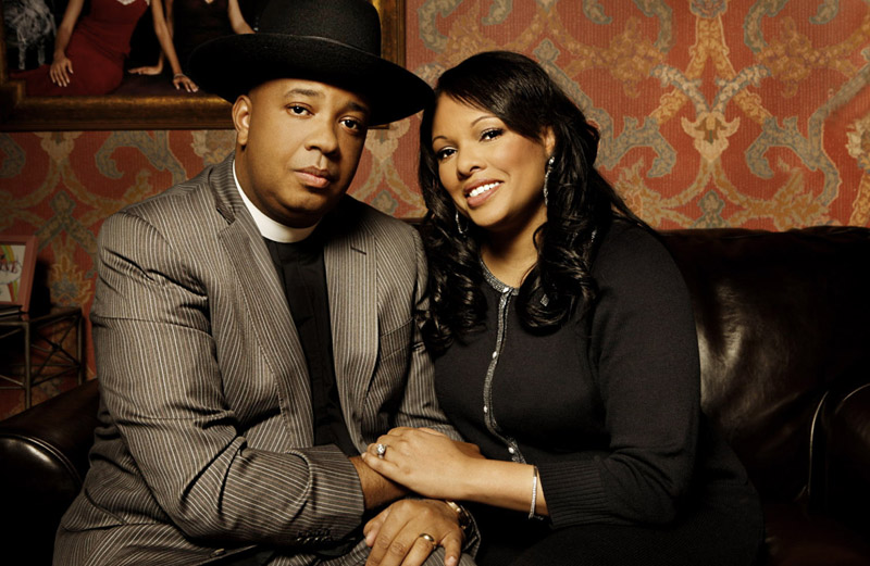 #itsFABruary! – Rev. Run and Justine Simmons